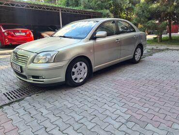 двигатель тойота авенсис 1 8 vvt i бишкек в Кыргызстан: Toyota Avensis 2 л. 2004   156000 км