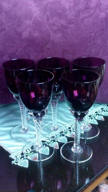 Case za vino,nove,uvoz,komplet od 5 - Kraljevo