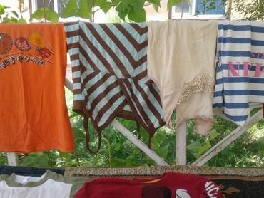 Футболки - Кок-Ой: Женские футболки хорошее состояние по 100с