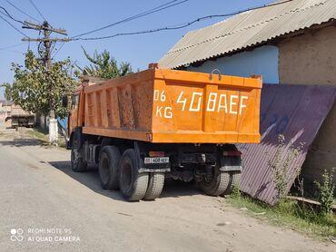 Купить камаз самосвал 65115 бу - Кыргызстан: КамАЗ 65115