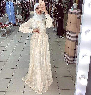 kali collection в Кыргызстан: Продаю очень красивое воздушное нежное платье покупала у Keldibekova