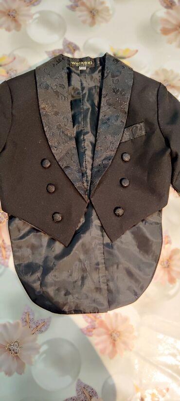 Детский мир - Селекционное: Смокинг пиджак костюм для мальчика на 2 лет .Покупали дорого