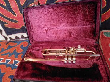 "Флейты - Кыргызстан: Труба. Продаю хорошую трубу фирмы ""BS"" Германия"