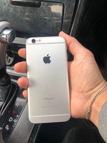 Amazon kindle touch - Кыргызстан: Б/У iPhone 6s 16 ГБ Серебристый