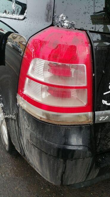 Oysho brushalter b - Srbija: Stop svetlo (levo) Opel Zafira B 2008.godiste