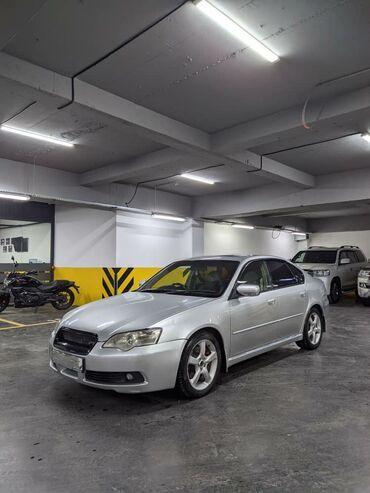 Транспорт - Кыргызстан: Subaru Legacy 3 л. 2003