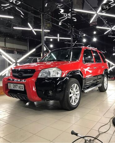 диски аполлоны в Кыргызстан: Mazda Tribute 3 л. 2003 | 215 км
