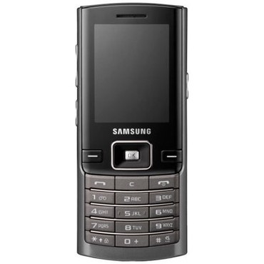Samsung d780 - Azərbaycan: İşlənmiş Samsung D780 Duos 1 GB boz