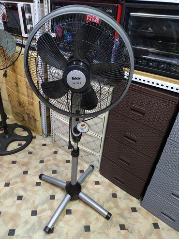 Вентилятор вентиляторы Фирма факир Турция оригинал Модель vc 20 s Гара