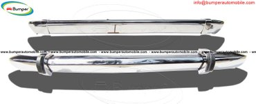 BMW 2002 year (1968-1971) bumper stainless steel in Banepa - photo 3