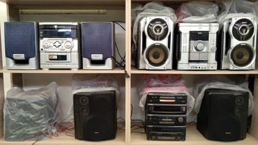 Продаю музыкальные центры как в Бишкек