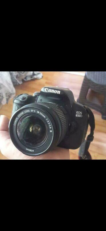 canon 650d - Azərbaycan: Canon 650D heçbir prabləmi yoxdu 450azn.Real alıcıya cüzi endirim