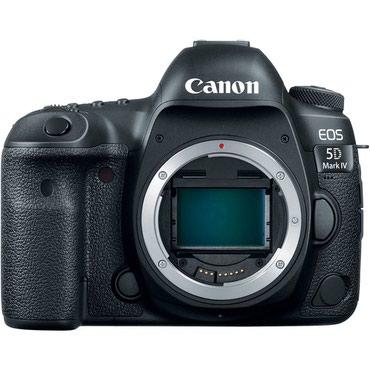 Sumqayıt şəhərində Canon EOS 5D Mark IV Body