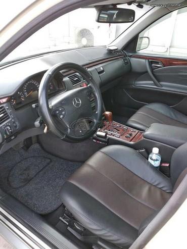 Mercedes-Benz E 200 2002 σε Ηράκλειο - εικόνες 2