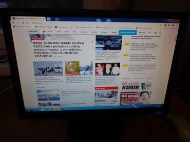 Na prodaju monitor LG 19 inci  sa naponskim kablom  Novi Beograd