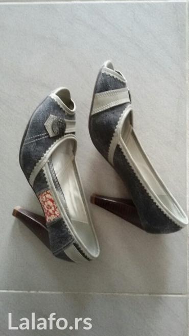 Sive cipele alter broj 39 - Leskovac - slika 2