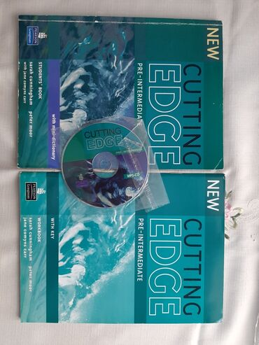 s 6 edge - Azərbaycan: Cutting edge pre-intermediate. English.Səliqəli işlənib. Hamısı