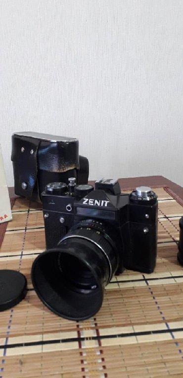 Электроника - Чон-Таш: Советский фотоаппарат зенит-11, кто увлекается знает его
