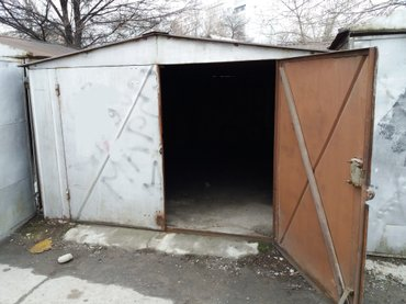 Продается металлический гараж в г. в Каракол