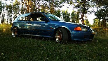 Honda Civic 1.5 л. 1993