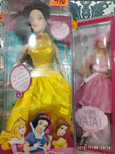 Куклы в Бишкек