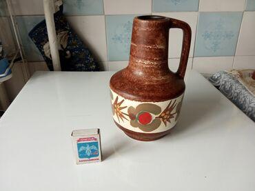Спорт и хобби - Токмок: Продам в Токмаке оригинальная ваза из Германии керамика новая пишите