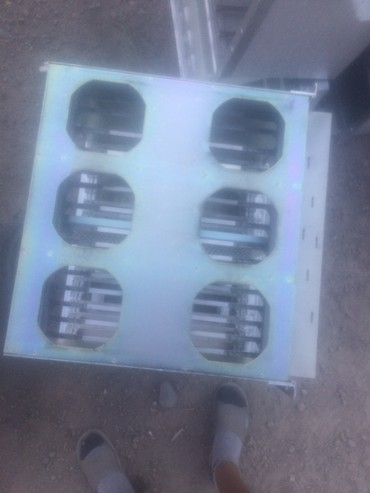 Системы охлаждения - Кыргызстан: Боксы для вентиляторов/кулеров 125х125