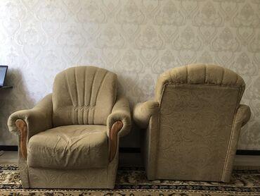 дом из сруба бишкек цена в Кыргызстан: Диван в хорошем состоянии Срочно продаем Цена договорная