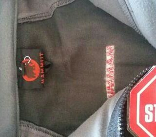 Продаю куртку подростковую фирмы Mammut. в Бишкек