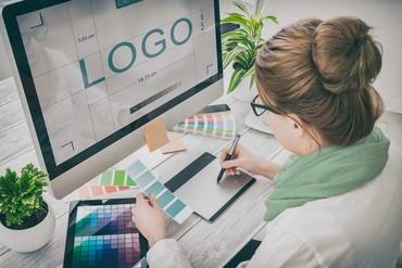 Создание логотипа и фирменного стиля / логотип / логоФирменный стиль — в Бишкек