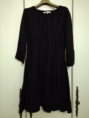 Трикотажное платье. 34-36 размер. в Бишкек