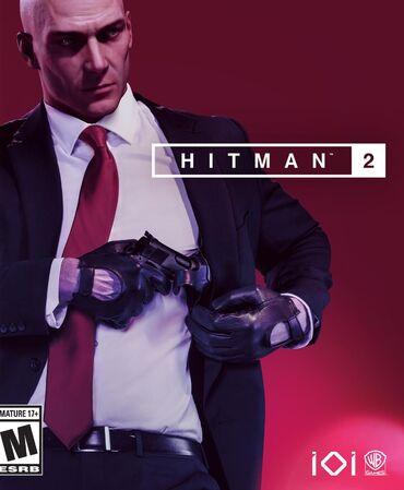 order-ps4 в Кыргызстан: Обменяю UNCHARTED 4 на HITMAN 2 (PS4)