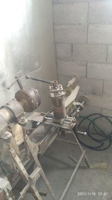 топчан из дерева в Кыргызстан: Самодельный токарный станок по дереву то что на фото