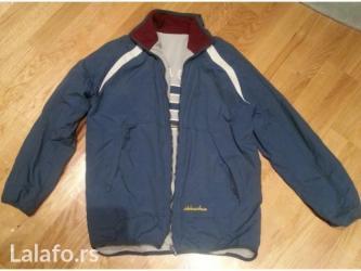 Jakna postavljena jesenja - Srbija: Zara skhuaban decija jakna 12+, uzrast 146-158 cm. Po meni za
