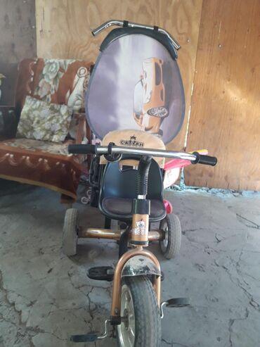 велосипед с детской коляской в Кыргызстан: Велосипед детский нормальном состояние 1200