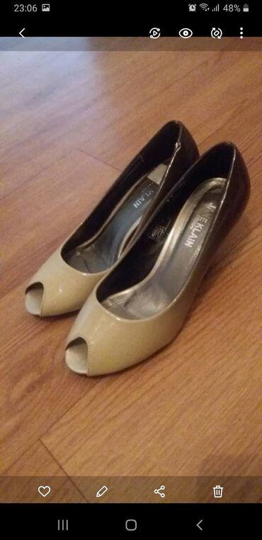 Продаю туфли лаковые! Очень необычные с плавным переходом! Мягкие!
