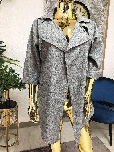 женская одежда весна лето в Кыргызстан: Легкая накидка на весну-лето, размер оверсайз подойдет на S-M, в отлич