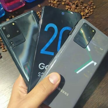 eken ultra hd в Азербайджан: Новый Samsung Galaxy S20 Ultra Черный