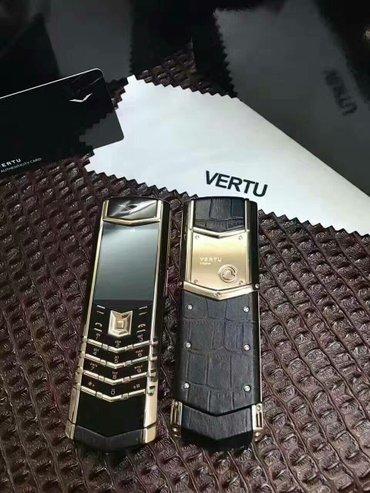 Продается VERTU SIGNATURE  в Бишкек