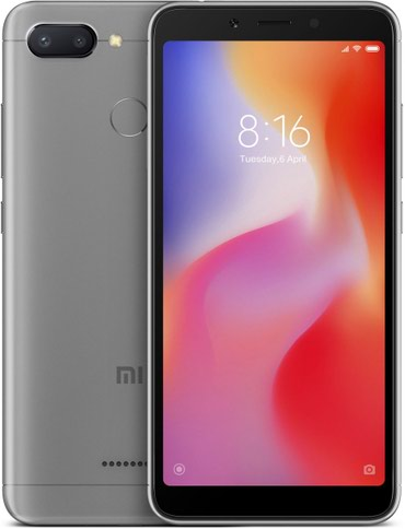 Xiaomi redmi 4 16gb grey - Azerbejdžan: Novo Xiaomi Redmi 6 32 GB siva