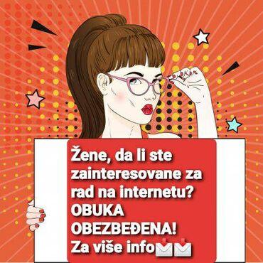 Dajem posao - Beograd: USLOVI SU : ❤kompjuter ili laptop❤interesovanje za