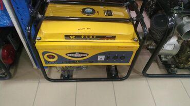 Инструменты - Кыргызстан: Бензиновый генератор . 5kwt 220v . Гарантия на 1 год. Доставка Талас