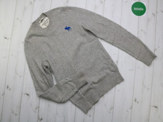 Женский теплый свитер от бренда Abercrombie & Fitch,р.M    Длина