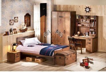 Мебель в идеальном состоянии фирма Cilek.выполненна в пиратской стиле