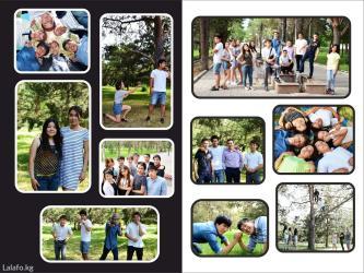 Фото-книги для школ и детских садов/Фото/Видео-съёмка/создание дизайнов, супер качество + доступная цена,  в Бишкек