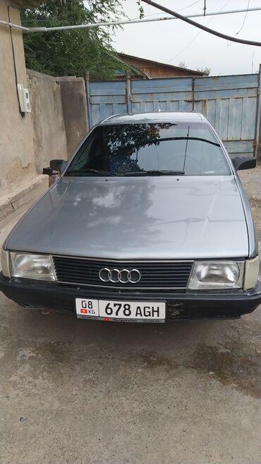 Audi 100 1.8 л. 1983 | 1 км