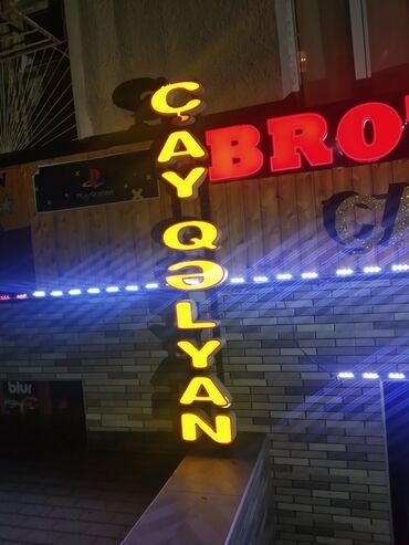 - Azərbaycan: Cay evi ( kafe) üçün lazım olan hər şey var stul divan, qabarıq hərf