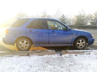 Subaru в Кыргызстан: Subaru Impreza 1.5 л. 2005 | 148000 км