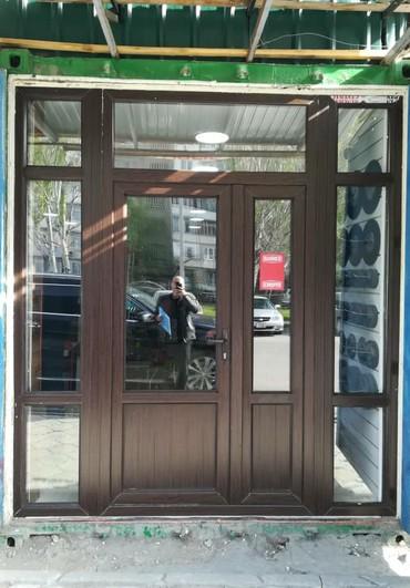 Пластиковые окна,перегородки в Бишкек