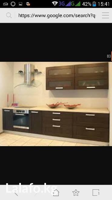 Кухонная стенка. мебель на заказ.. в Бишкек